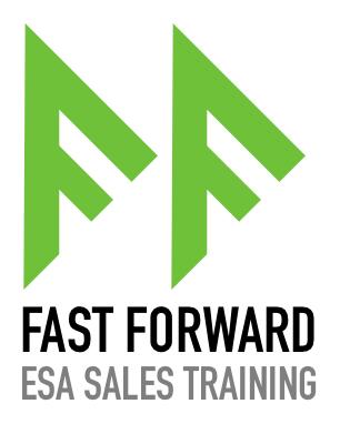 ESA FastForward Sales Training